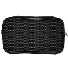BLACK HONEYCOMB Toiletries Bags 2-Side