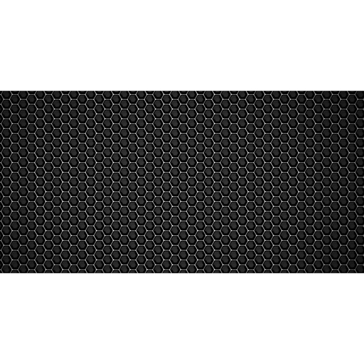 BLACK HONEYCOMB YOU ARE INVITED 3D Greeting Card (8x4)