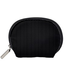 BLACK HONEYCOMB Accessory Pouches (Small)
