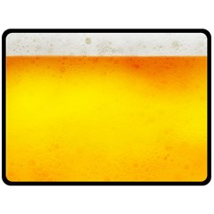 BEER Fleece Blanket (Large)