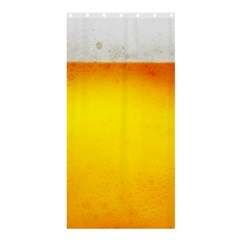 BEER Shower Curtain 36  x 72  (Stall)