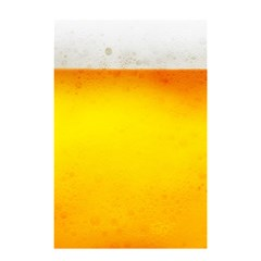 BEER Shower Curtain 48  x 72  (Small)