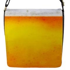 BEER Flap Messenger Bag (S)