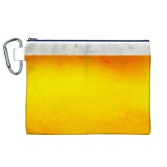 BEER Canvas Cosmetic Bag (XL)