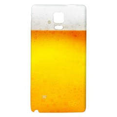 Beer Galaxy Note 4 Back Case