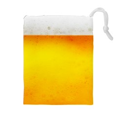 BEER Drawstring Pouches (Extra Large)