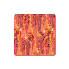 BACON Square Magnet