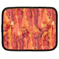 Bacon Netbook Case (xxl)