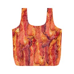 BACON Full Print Recycle Bags (M)