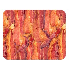 BACON Double Sided Flano Blanket (Large)