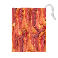 BACON Drawstring Pouches (Extra Large)