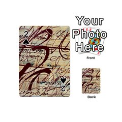ABSTRACT 2 Playing Cards 54 (Mini)