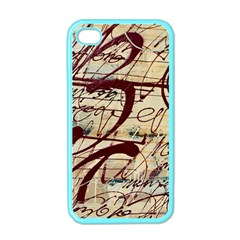 Abstract 2 Apple Iphone 4 Case (color)