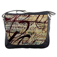 ABSTRACT 2 Messenger Bags