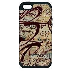 ABSTRACT 2 Apple iPhone 5 Hardshell Case (PC+Silicone)