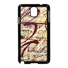 ABSTRACT 2 Samsung Galaxy Note 3 Neo Hardshell Case (Black)