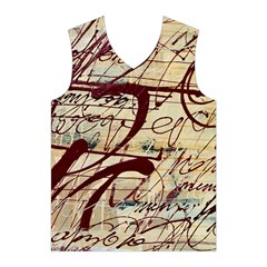 ABSTRACT 2 Men s Basketball Tank Top
