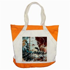 ABSTRACT 1 Accent Tote Bag