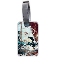 ABSTRACT 1 Luggage Tags (Two Sides)