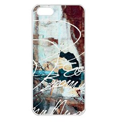 ABSTRACT 1 Apple iPhone 5 Seamless Case (White)