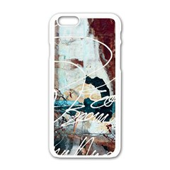 ABSTRACT 1 Apple iPhone 6/6S White Enamel Case