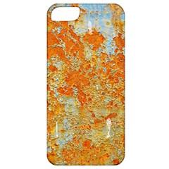 YELLOW RUSTY METAL Apple iPhone 5 Classic Hardshell Case