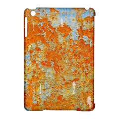 Yellow Rusty Metal Apple Ipad Mini Hardshell Case (compatible With Smart Cover)