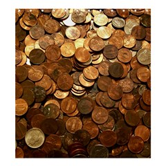 Us Coins Shower Curtain 66  X 72  (large)