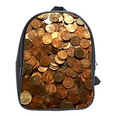 Us Coins School Bags(large)