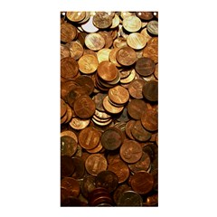 US COINS Shower Curtain 36  x 72  (Stall)
