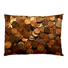 US COINS Pillow Cases (Two Sides)