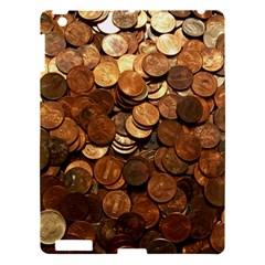 US COINS Apple iPad 3/4 Hardshell Case