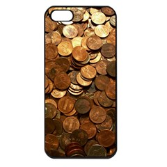 US COINS Apple iPhone 5 Seamless Case (Black)