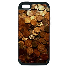 US COINS Apple iPhone 5 Hardshell Case (PC+Silicone)
