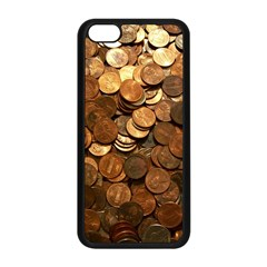 US COINS Apple iPhone 5C Seamless Case (Black)