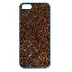 RUSTY METAL PATTERN Apple Seamless iPhone 5 Case (Color)