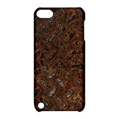 RUSTY METAL PATTERN Apple iPod Touch 5 Hardshell Case with Stand