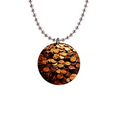 PENNIES Button Necklaces
