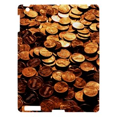 PENNIES Apple iPad 3/4 Hardshell Case