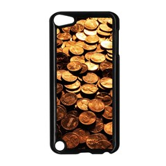 PENNIES Apple iPod Touch 5 Case (Black)