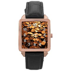 PENNIES Rose Gold Watches