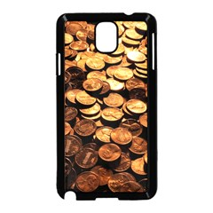 PENNIES Samsung Galaxy Note 3 Neo Hardshell Case (Black)
