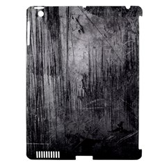 GRUNGE METAL NIGHT Apple iPad 3/4 Hardshell Case (Compatible with Smart Cover)