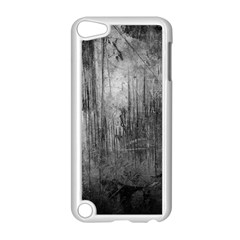 GRUNGE METAL NIGHT Apple iPod Touch 5 Case (White)