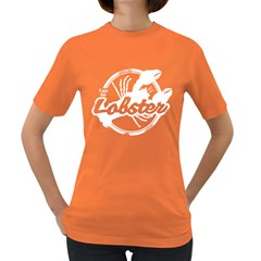 I am his lobster Women s T-shirt (Colored)