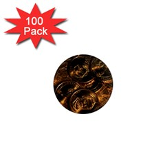 GOLD COINS 2 1  Mini Magnets (100 pack)