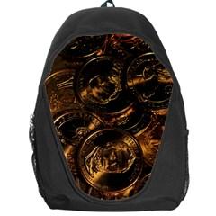GOLD COINS 2 Backpack Bag