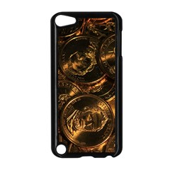 GOLD COINS 2 Apple iPod Touch 5 Case (Black)