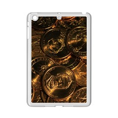 GOLD COINS 2 iPad Mini 2 Enamel Coated Cases