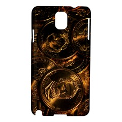 GOLD COINS 2 Samsung Galaxy Note 3 N9005 Hardshell Case